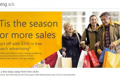 Google AdWords or Bing Ads - which Pay per Click advertising service is best for small businesses?