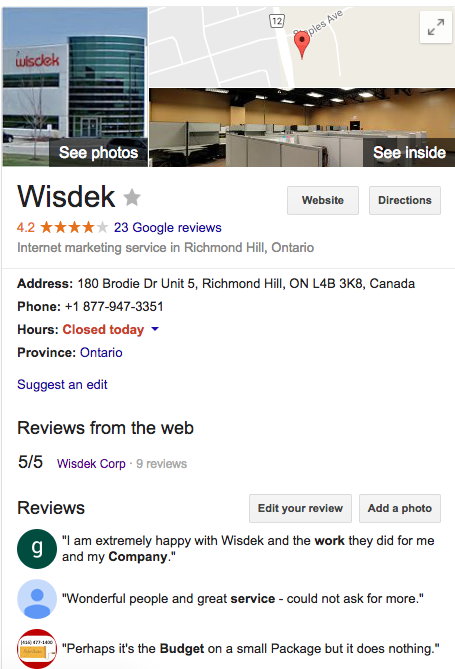 How to Get Great Reviews for Local SEO